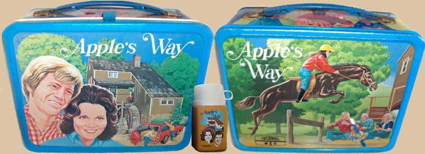 Apple's Way  Lunchbox & Thermos