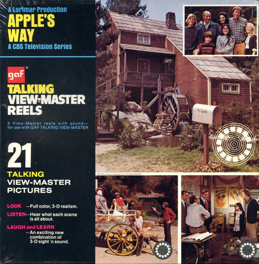 Apple's Way Talking Viewmaster