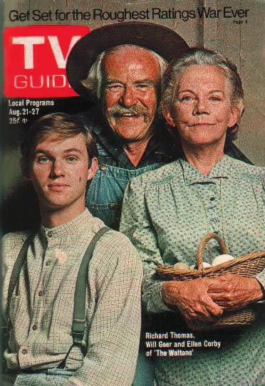 The Waltons Articles Tv Guide 1976