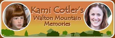 Kani Cotler's Walton Mountain Memories