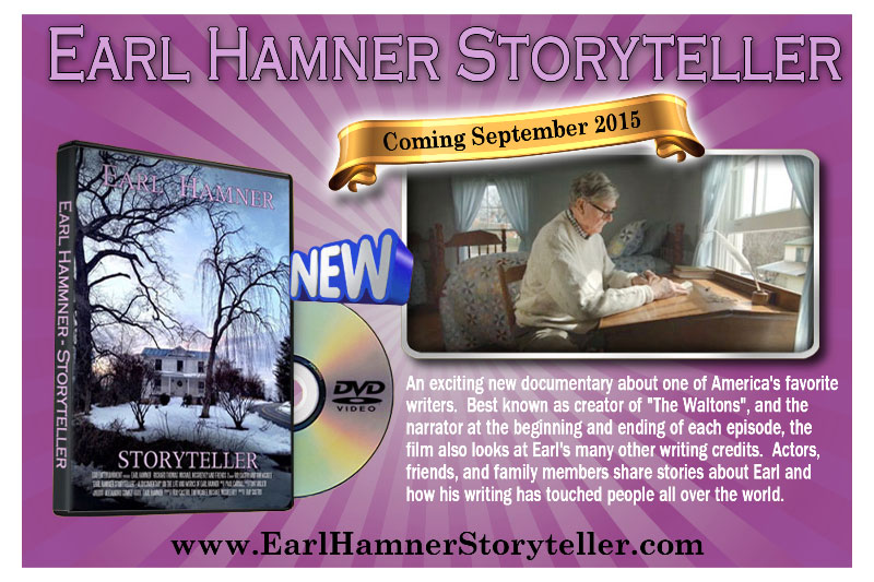Order the Earl Hamner Storyteller DVD Here