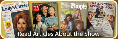 Read Articles about The Waltons