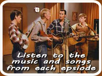Listen to the music and songs from each epsiode of The Waltons