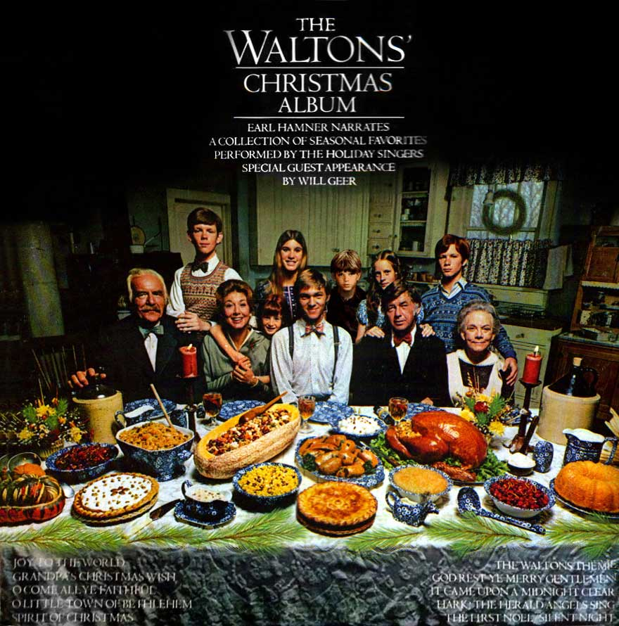 Waltons Christmas Album