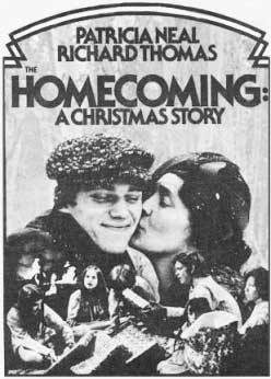 Christmas Homecoming Cast.The Waltons The Homecoming