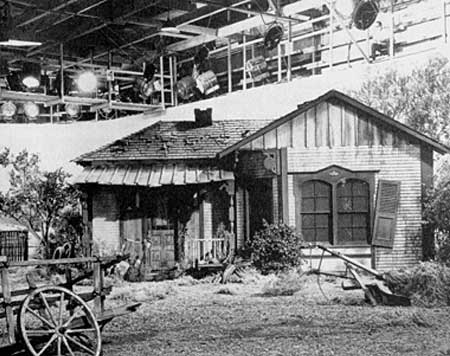The Waltons Locations